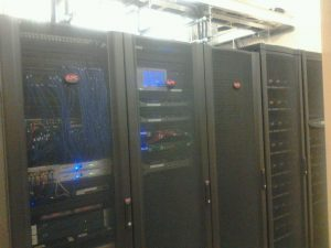 network and ups